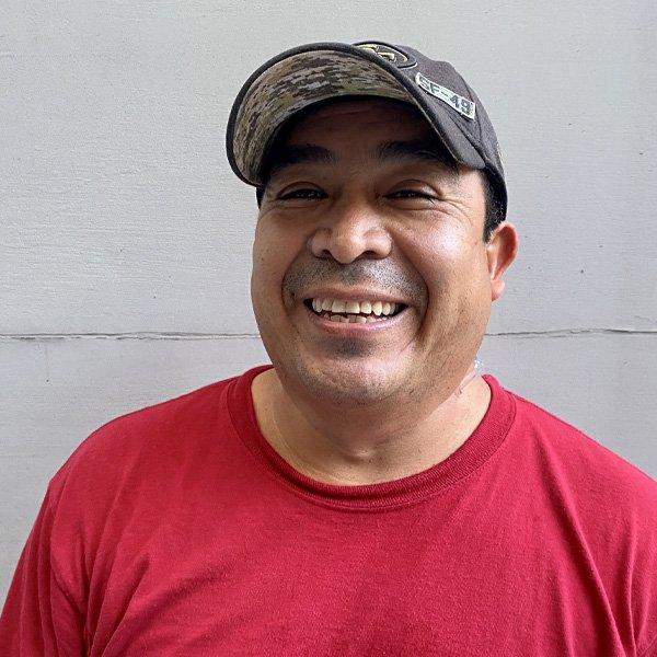 Marcelo, senior team leader