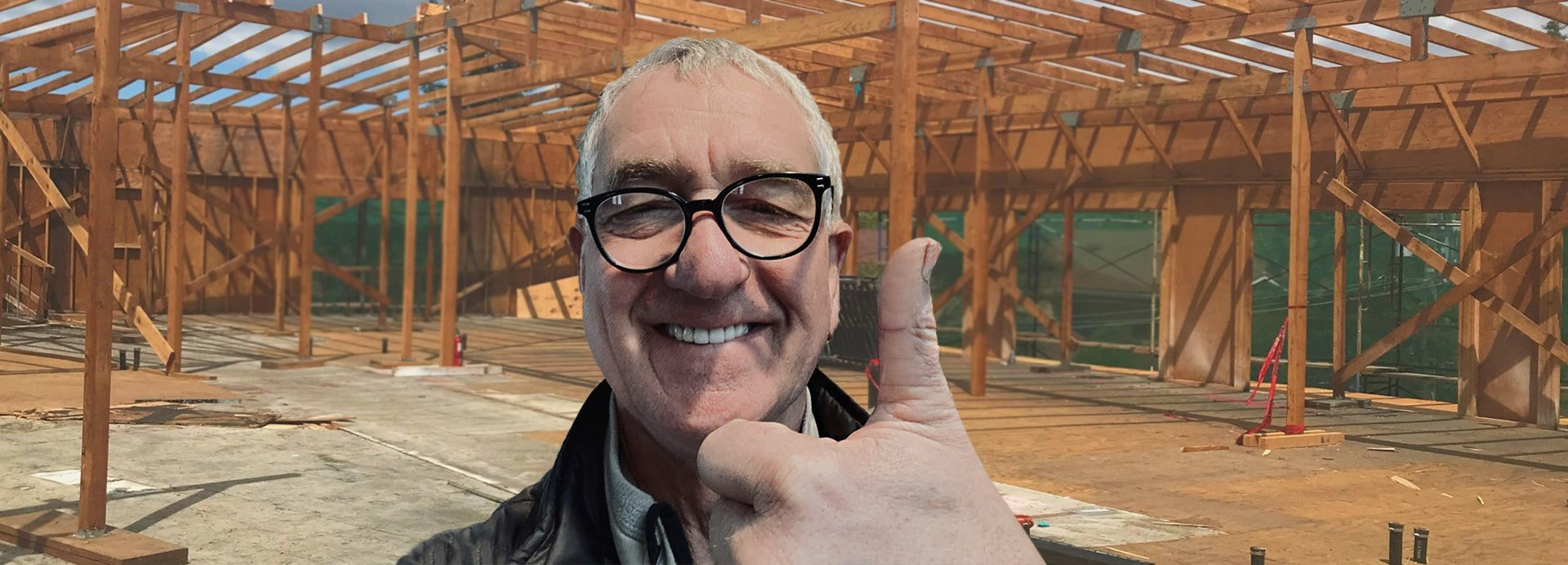 Thumbs up for our deconstruction services